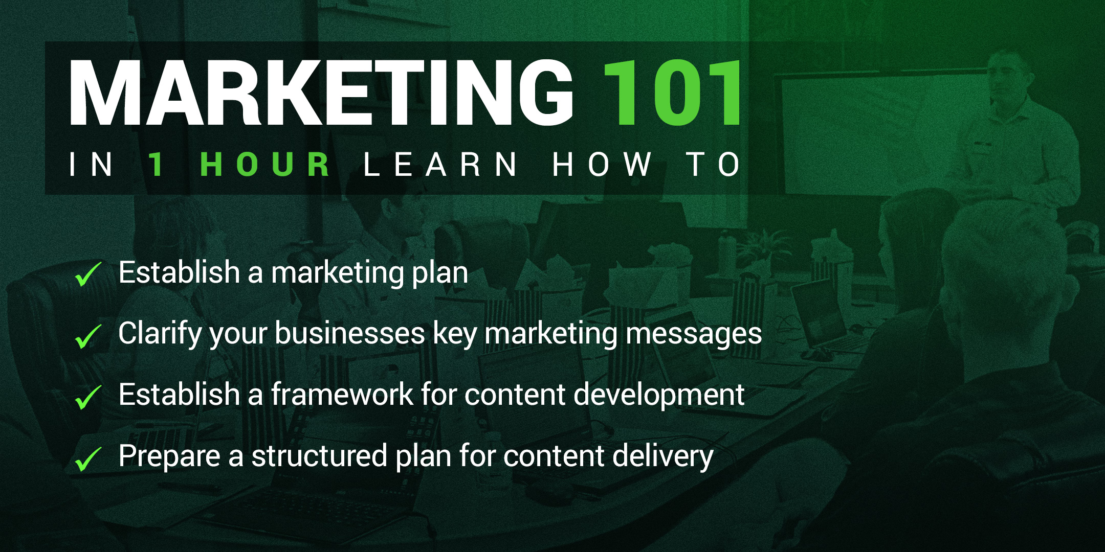 The Foundations of Marketing